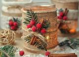 Bougeoir-déco-Noël