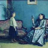 Clémence Roth, La Lecture, 1880
