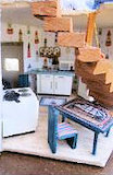 Lighthouse Kitchen by Kathy Grissom