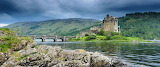Eilean Donan Castle - a 13th Century Castle in the Highlands of