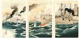 Russo-Japanese Naval War - Toshihide Migita 1863-1925