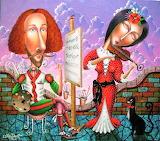 #The Duet by Zurab Martiashvili