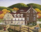 The Village Veterinarian - Art Poulin