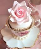#Tea Time Cupcake