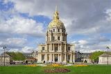 Dome Church and Napoleon's Tomb.