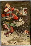 """Children's Tales"" ""Frank Cheyne Papé"" ""Russian Fairy Book"""