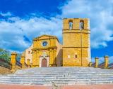 Historic center of Agrigento-Sicily-Shutterstock 1097409716