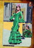 Flamenca-Dress-Azabache-model.-2018-2019