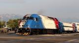 All American Train