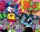 Romero Brito art