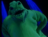 OogieBoogie in nightmare before christmas character