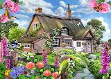 Foxglove Cottage - Howard Robinson