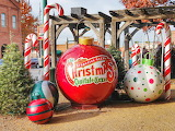 Celebrating in Grapevine-The Christmas Capital of Texas