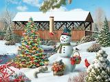 Christmas on the Countryside