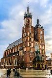 KRAKOW, MARIA CHURCH