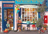 The Village Toy Shop by Steve Read...
