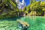 Croatia Parks Lake Waterfalls Plitvice Lakes 527460 1280x853