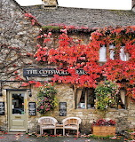 Autumn in the Cotswolds England UK Britain