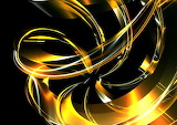 Abstract-glass-ribbon