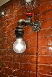 Light on tap