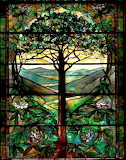 Tree of Life - Louis Comfort Tiffany