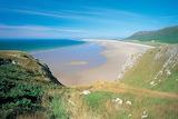 Rhossili Bay, Gower Coast, Wales