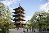 Templo Toji-Kyoto-Japón