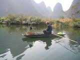 fisherman in Yangshuo, China