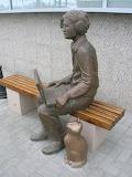 Kaliningrad, Statue