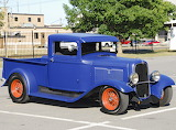 Ford pickup 1933 hot rod