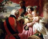 A Gift for the Queen~ Franz Xaver Winterhalter