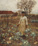 James Guthrie, A Hind's Daughter, 1883