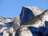 Half Dome Yosemite National Park California USA