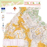 WOC 2014 Italy middle
