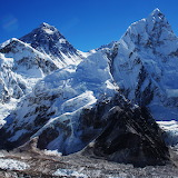 Mount Everest...