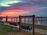 Best seats in town to watch sunrise at Southport waterfront