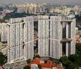 Pinnacle & Duxton, Singapore