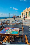 Chania harbour bar