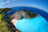 Navagio Beach - Praia do Naufragio - Ilha do Grecia Greece