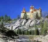 Dracula's Castle-Bran-Romania
