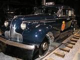 CP Inspection Car at Exporail - Glen Smith