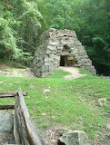1800s Iron Furnace Ruins on Iron Mountain