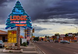 Last Route 66 Landmark in New Mexico