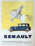 Vintage Renault Commercial