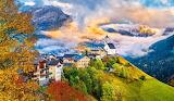 Santa-Lucia-Village-Alps-Italy