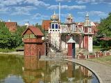 Fairy Tale Garden Odense Denmark