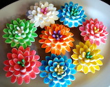 It's for me!-colorful cupcakes
