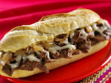 ^ Philly Cheese Steak