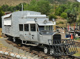 The Galloping Goose #7 Rio Grande Railroad Golden Colorado