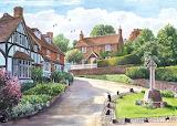 Ightham Village - Steve Crisp